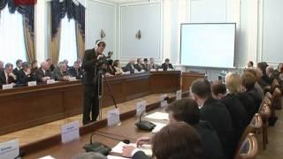 Сергей Митин провел сегодня аппаратное совещание