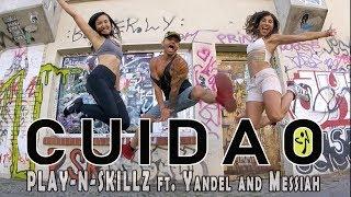 Play-N-Skillz ft. Yandel & Messiah - Cuidao. Zumba Choreo.