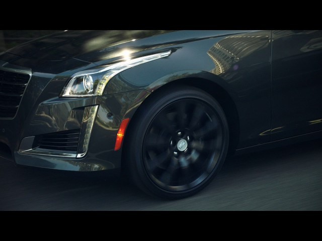Cadillac Innovations: Magnetic Ride Control