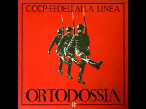 CCCP Fedeli alla linea - Mi ami? - Ortodossia II