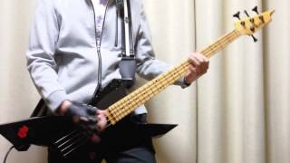 X JAPAN 「SCARS」 Bass Cover