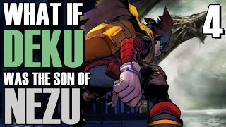 What if Deku was the Son of Nezu?(Part 4)