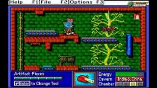 Challenge of the Ancient Empires (1991, MS-DOS) - 4 of 5: India & China [720p]