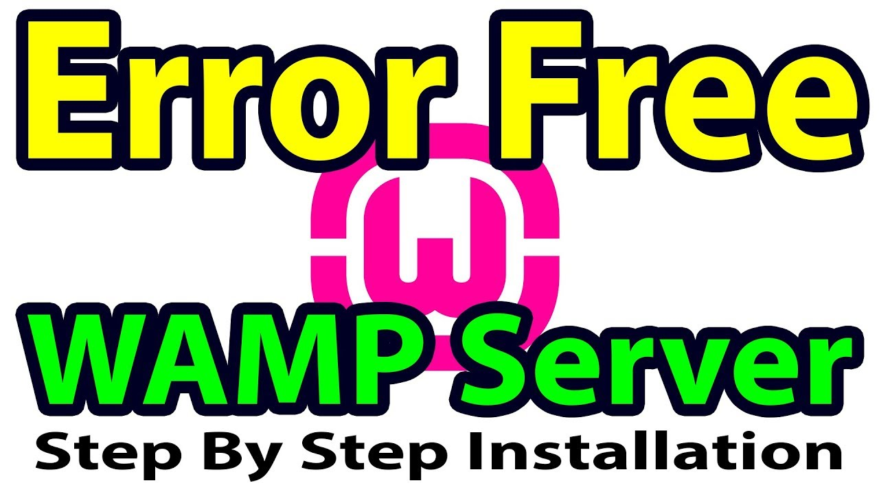 [SLOVED] How to properly install WAMP Server on Windows 7 | Failed to  install WAMP server guidelines