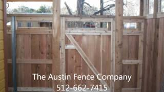 Wood Fence Builders Austin, Tx 512-949-8943