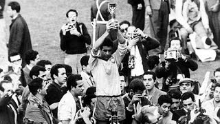 Football's Greatest International Teams .. Brazil 1958-1962