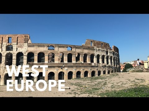 West Europe Travel Diary 2017