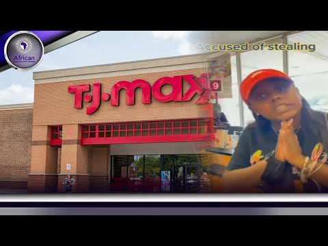 @T.J.Maxx Lost Prevention Falsely Accuse Sistas Of Stealing Merchandise That Was Already Paid For