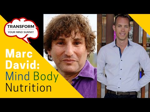 Mind Body Nutrition With Marc David Of The Institute For The Psychology Of Eating