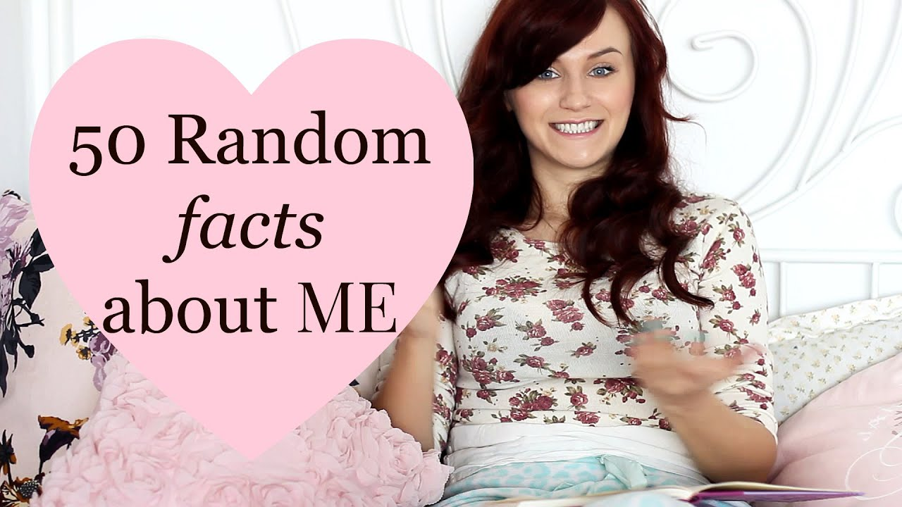 50 Random Things About Me ❤ 50 de lucruri despre mine