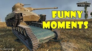 World of Tanks - Funny Moments | Week 3 August 2017