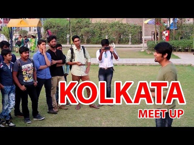 Small Meetup In Kolkata - Eco Park with #technicalsagar #kolkatasagar