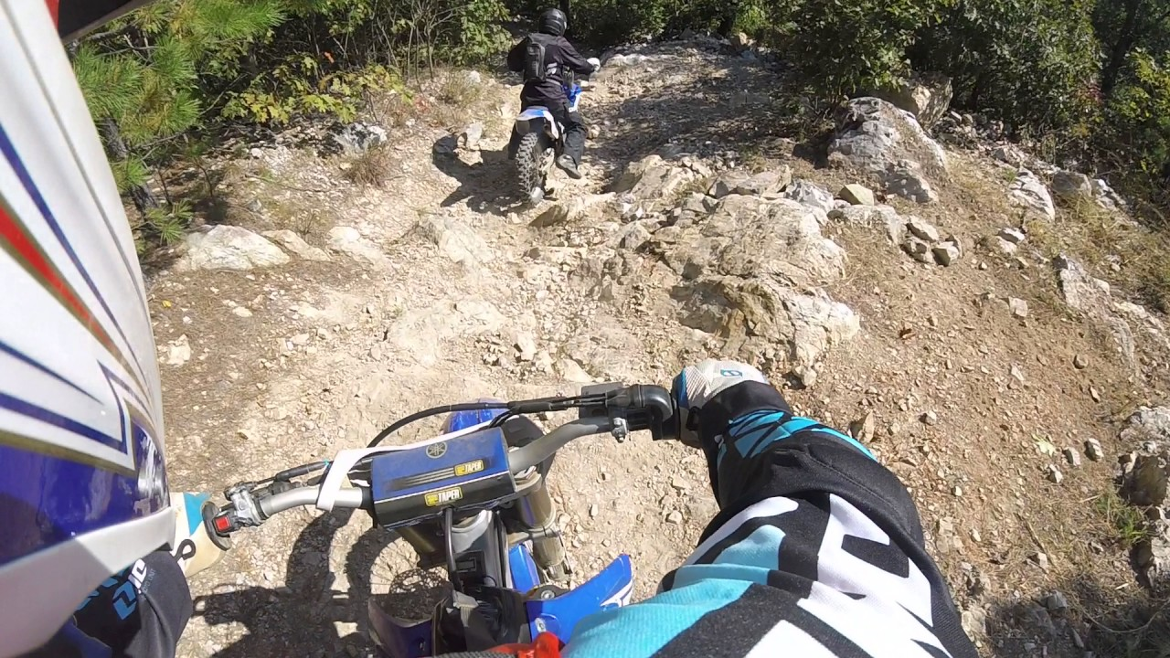 Wolf pen gap motorcycle ride
