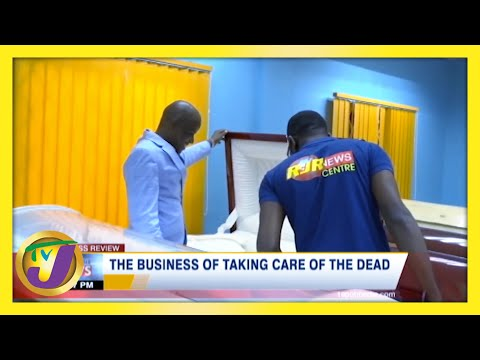 TVJ interview with Perry's Funeral Home