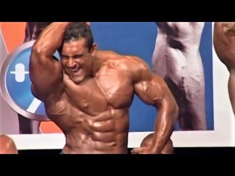 Lionel Beyeke (FRA), NABBA Universe 2008 - Amateurs Overall Winner