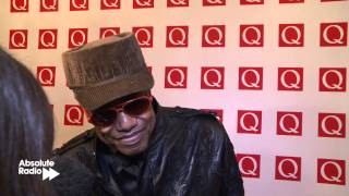 Bobby Womack looks back on his life & talks about his illness at the Q Awards