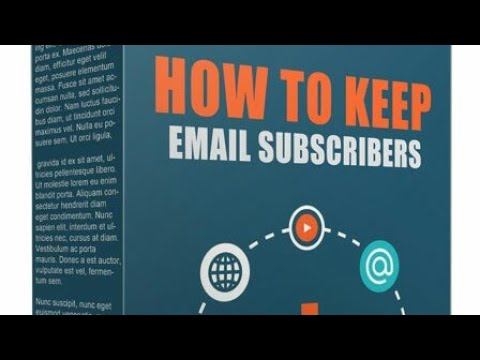 How To Keep Email Subscribers| Build Email List of targeted audience