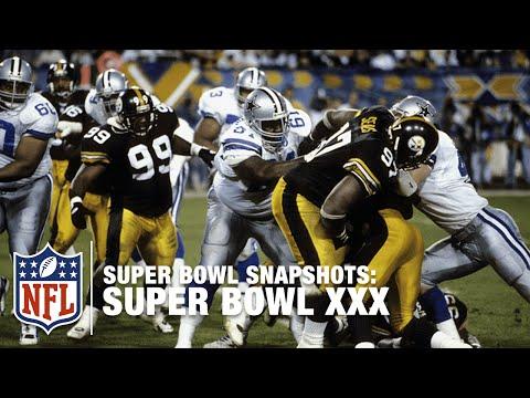 Super Bowl Snapshots:  Robert Quinn Remembers Super Bowl XXX | NFL