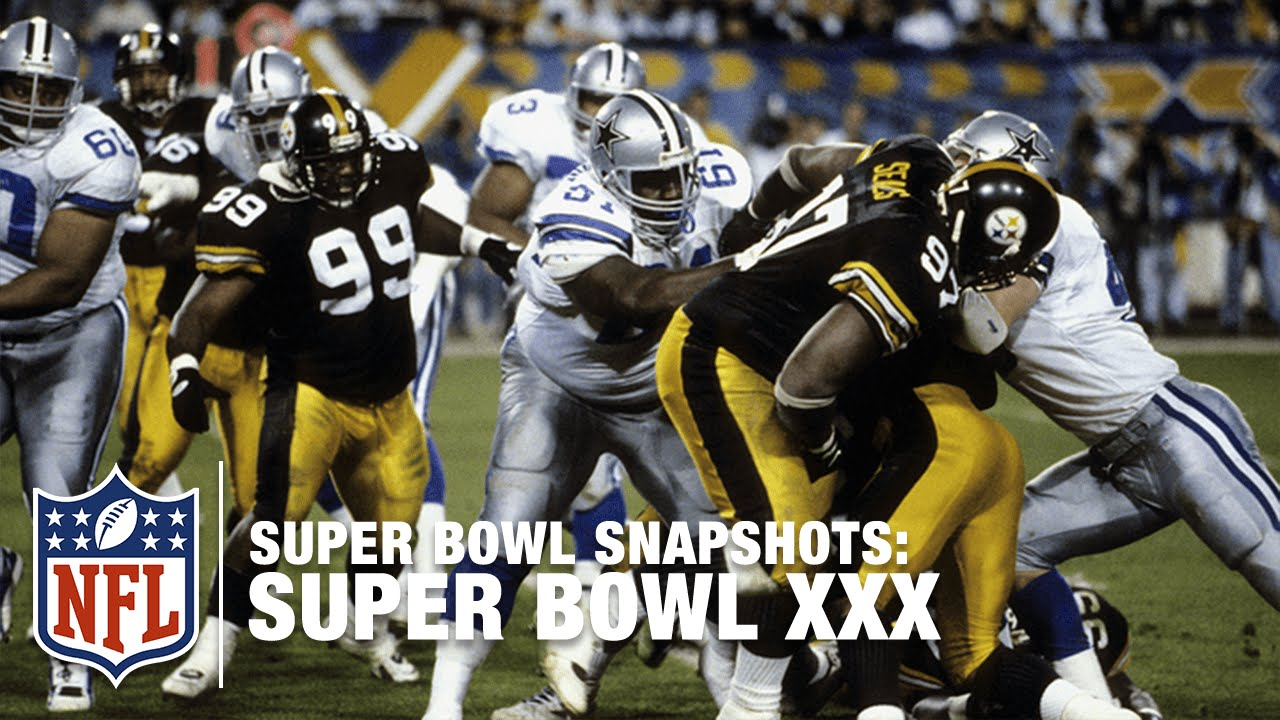 Super Bowl Snapshots Robert Quinn Remembers Super Bowl XXX