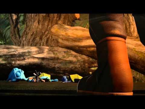 """Capítulo 9 Max-Adventures Dinoterra """"En Lo más alto"""""""
