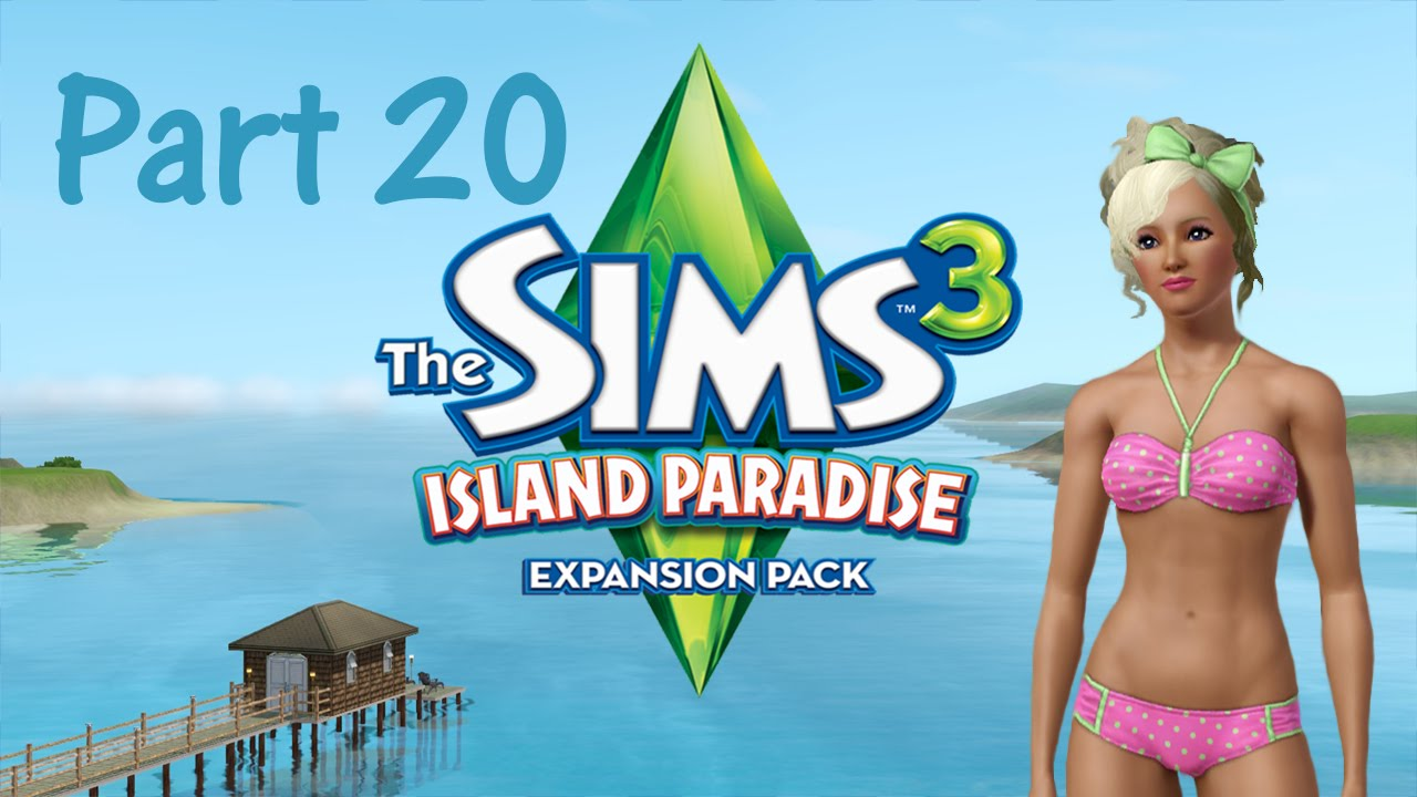 Let S Play The Sims 3 Island Paradise Part 20 World Renowned Surgeon
