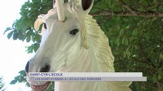 Saint-Cyr-l'Ecole : les Saint-Cyriens à l'école des sorciers
