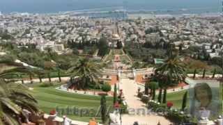 Бахайские сады. Хайфа. Израиль.(На Земле существуют места, которые человек должен посетить хотя бы один раз в жизни. Одно из этих мест распо..., 2012-11-20T04:08:13.000Z)