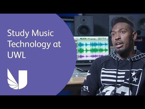 BA (Hons) Music Technology Specialist at the University of West London