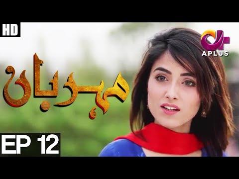 Meherbaan - Episode 12 - A Plus ᴴᴰ Drama