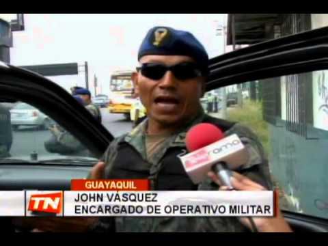 Implementan operativo de seguridad por marchas