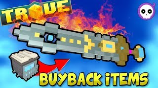 Download Video HOW TO BUY BACK ITEMS YOU ACCIDENTALLY LOOT COLLECTED IN TROVE! MP3 3GP MP4
