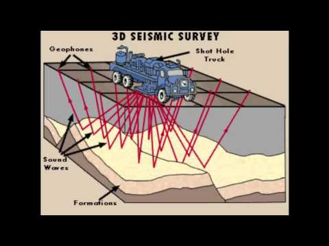 difference between gravity   magnetic and siesmic survey