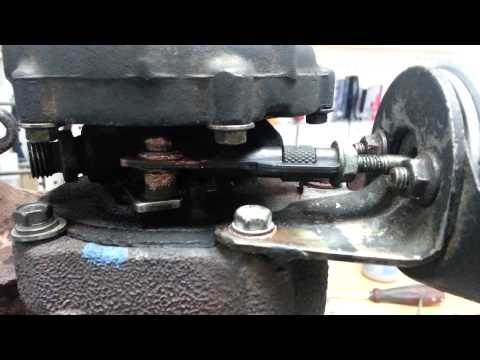 How a VNT actuator should be operating