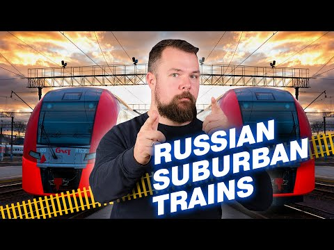 Russia: Tips, Tricks and Travel on suburban trains