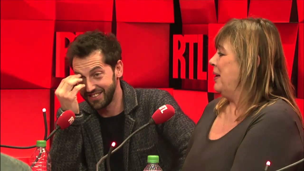 Michèle Bernier & Frédéric Diefenthal: Les rumeurs du net du 28/01/2014  dans A La Bonne Heure - RTL