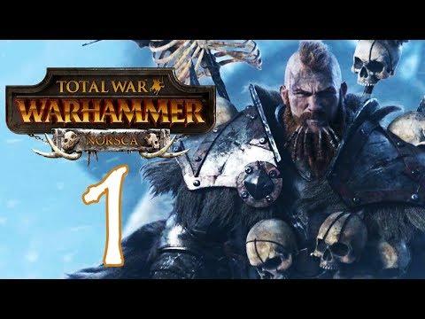 Прохождение Total War: WARHAMMER - Око за око #1 - Мы рождены, чтобы убивать! [Зверолюды]