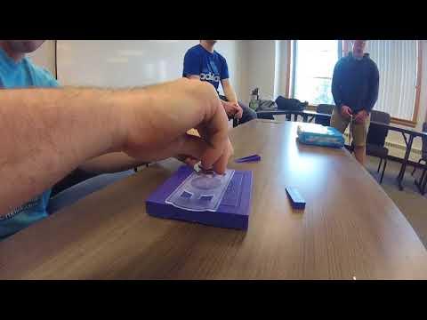 magnetic levitation test 1