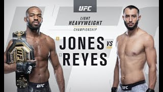 UFC 247: Jon Jones vs Dominick Reyes Recap