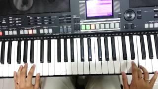 Badtameez dil - keyboard