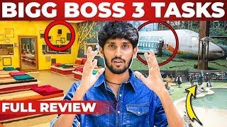 Baixar BIGG BOSS 3: My Experience & Tasks | FULL Review by VJ Rukshanth | Kamal Haasan