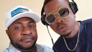 OLAMIDE HONOR ODUNLADE  ADEKOLA TO WATCH HIS MOVIE VENDOR AT SHOP RITE
