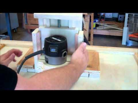 Router table router lift youtube router table router lift keyboard keysfo Images