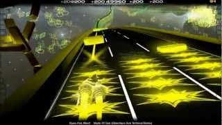 Audiosurf: Kyau And Albert - Made of Sun (Stoneface And Terminal Remix)
