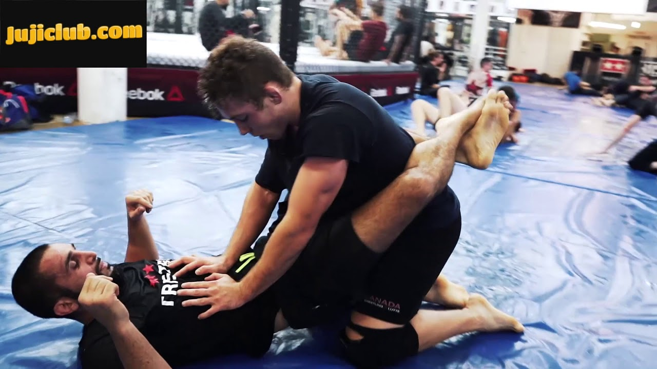 BJJ vs Wrestling - Coach Zahabi vs Wrestler