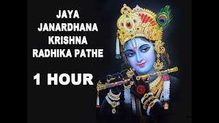 Jaya Janardhana Krishna Radhika Pathe | 1 HOUR