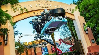 Yesterworld: The History of the Rock 'n' Roller Coaster Starring Aerosmith - Disney's Faster Coaster
