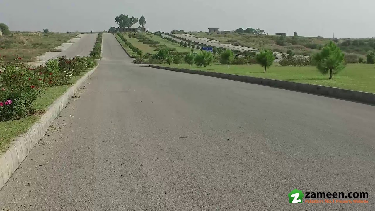 5 MARLA RESIDENTIAL PLOT FOR SALE IN PHASE 2 CBR TOWN IN ISLAMABAD
