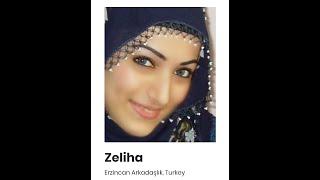 Zeliha : Çok Tatlı Türbanlı Bayanım
