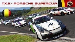 TX3 2017 - Round 8 - Porsche Supercup (Spa) [FR ᴴᴰ]