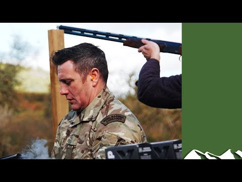 Royal Marines Charity Shoot